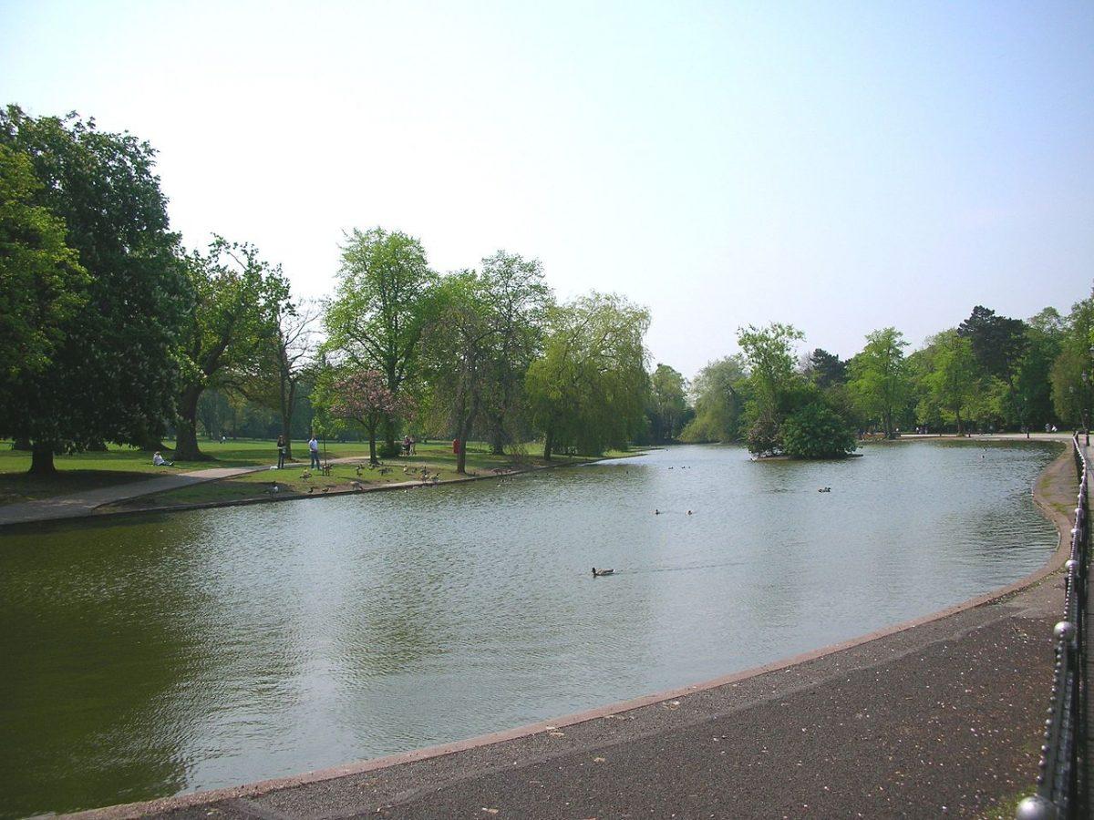 برمنغهام - كانون هيل بارك: الحديقة ذات الشعبية الكبيرة
