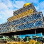 مكتبة برمنغهام: أكبر مكتبة في إنجلترا