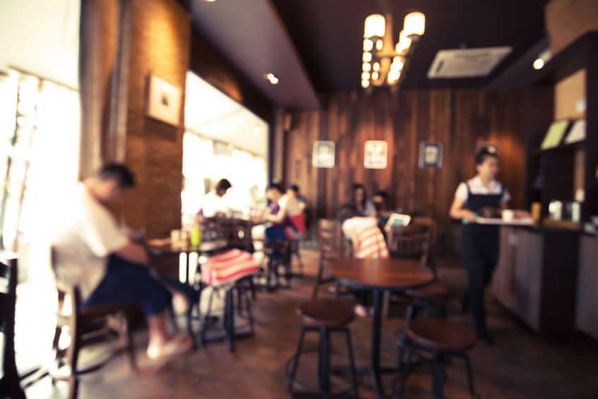 بلجيكا - مقهى Caffènation