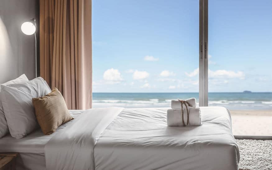بلغاريا - ألبيزيا بيتش: فندق في قلب الشواطئ