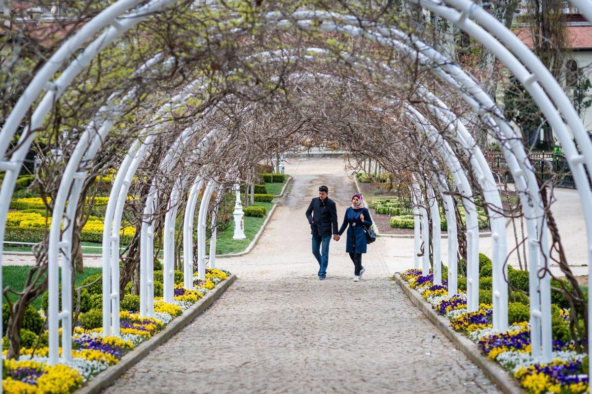 تركيا - حديقة جولهان: حديقة تاريخية عريقة