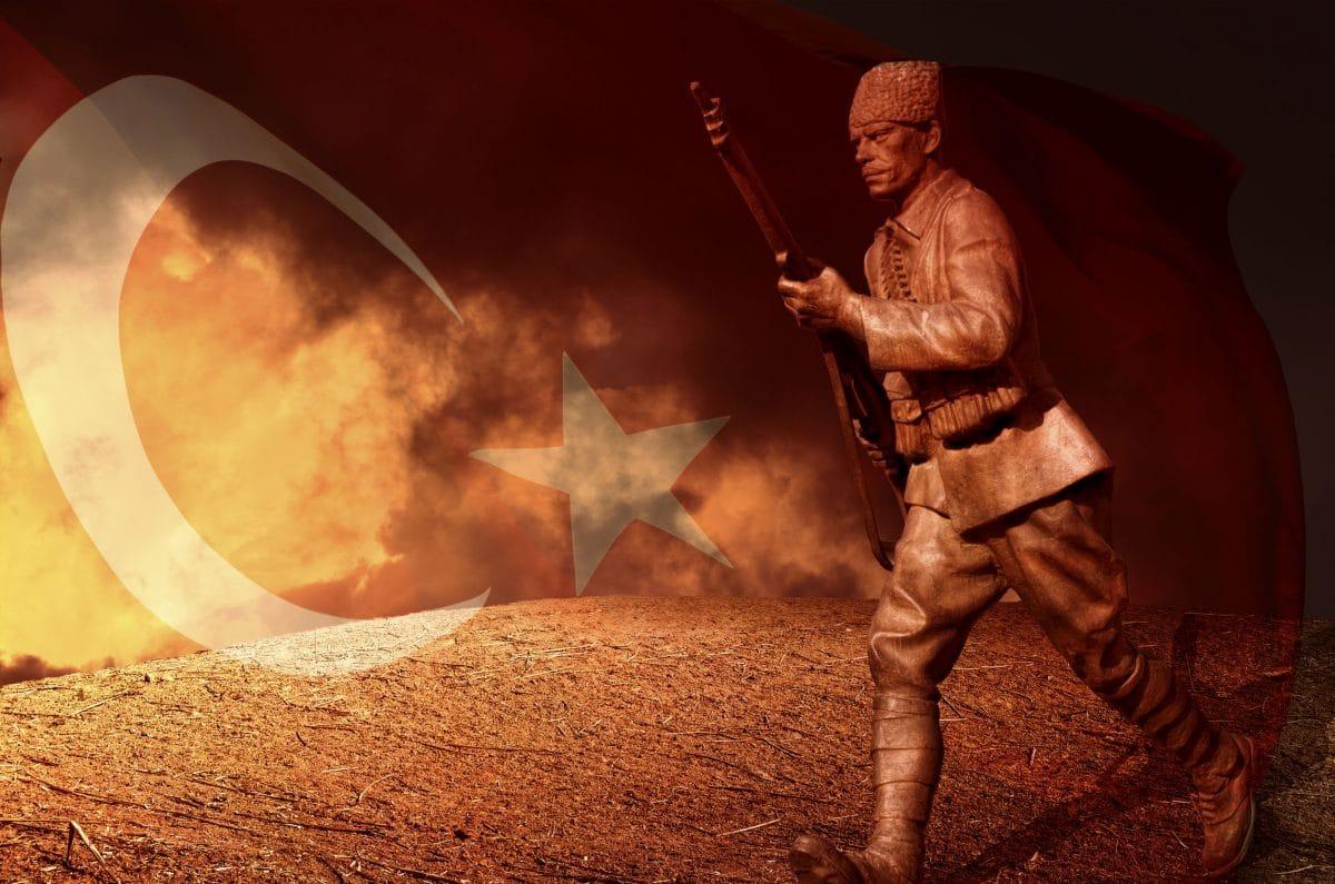 تركيا - ضريح أتاتورك: متحف مؤسس تركية الحديثة