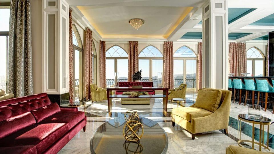 تركيا - فير هوتل: فندق عالمي ومضياف