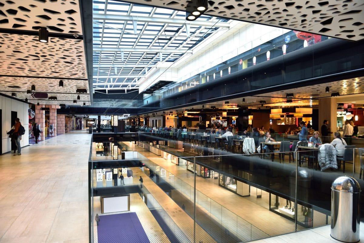 تركيا - كينتبارك: أكبر المجمعات التجارية بأنقرة