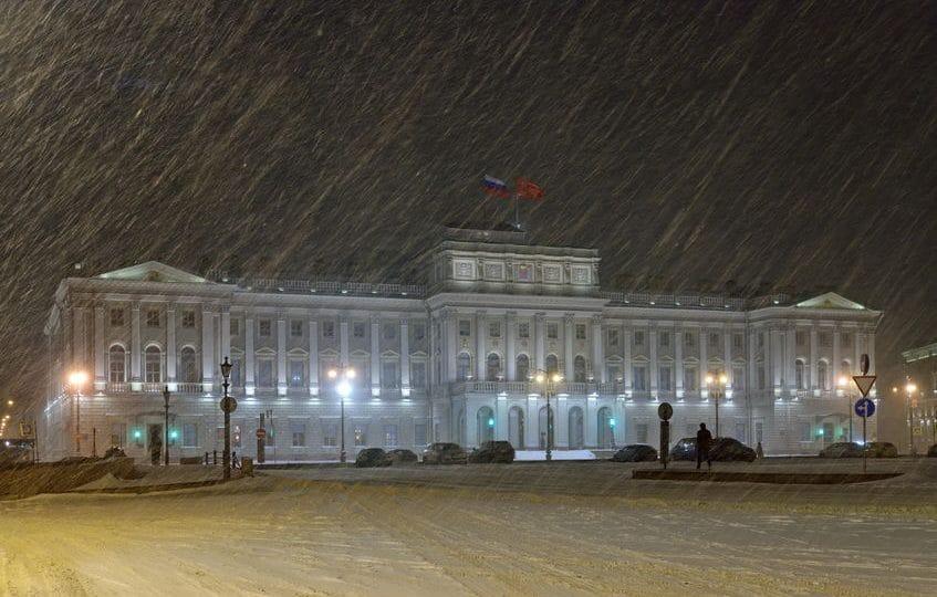 روسيا - قصر مارينسكي: مكان مُخصص للإبهار