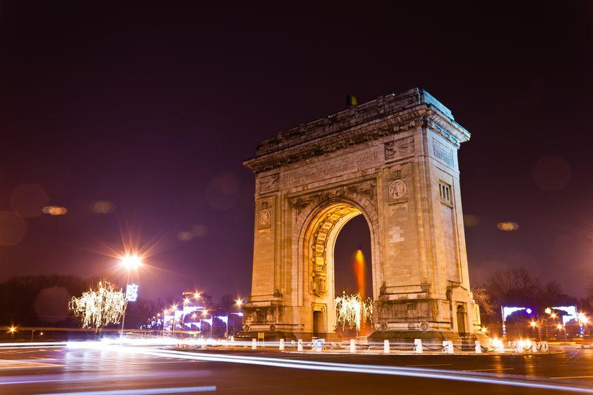 رومانيا - قوس النصر: مكان حماسي لا يُفوت