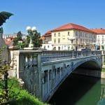 جسر التنين في ليوبليانا
