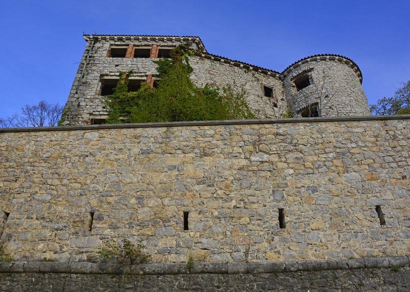 سلوفينيا - قلعة برانيك