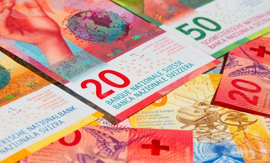 سويسرا - البنك الاتحادي السويسري