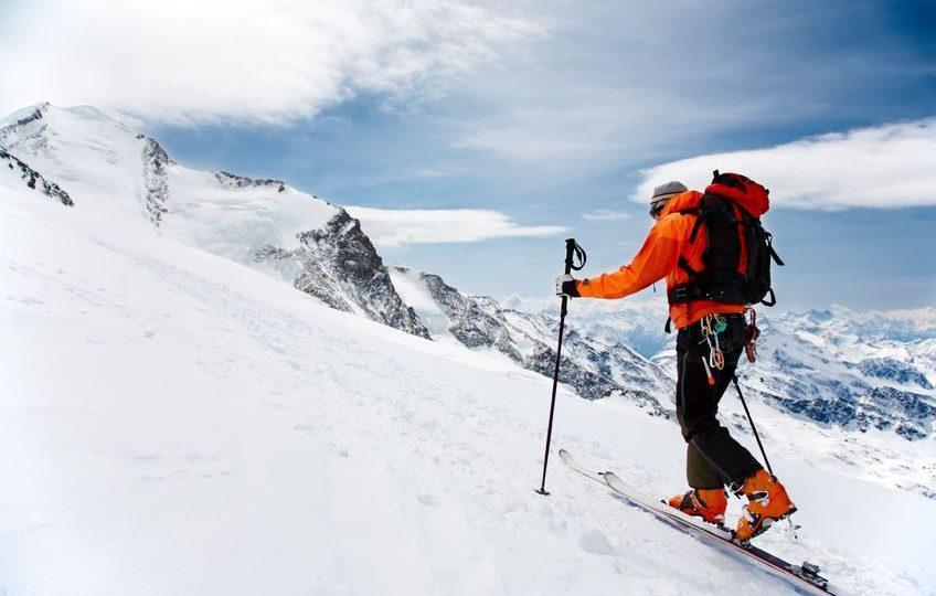 سويسرا - التزلج على الجليد في جريندلوالد