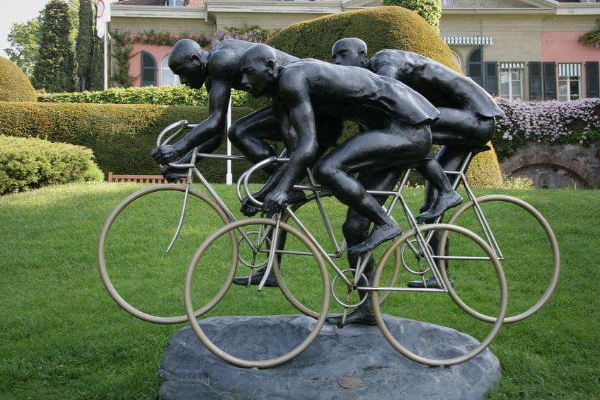 سويسرا - المتحف الأوليمبي في لوزان