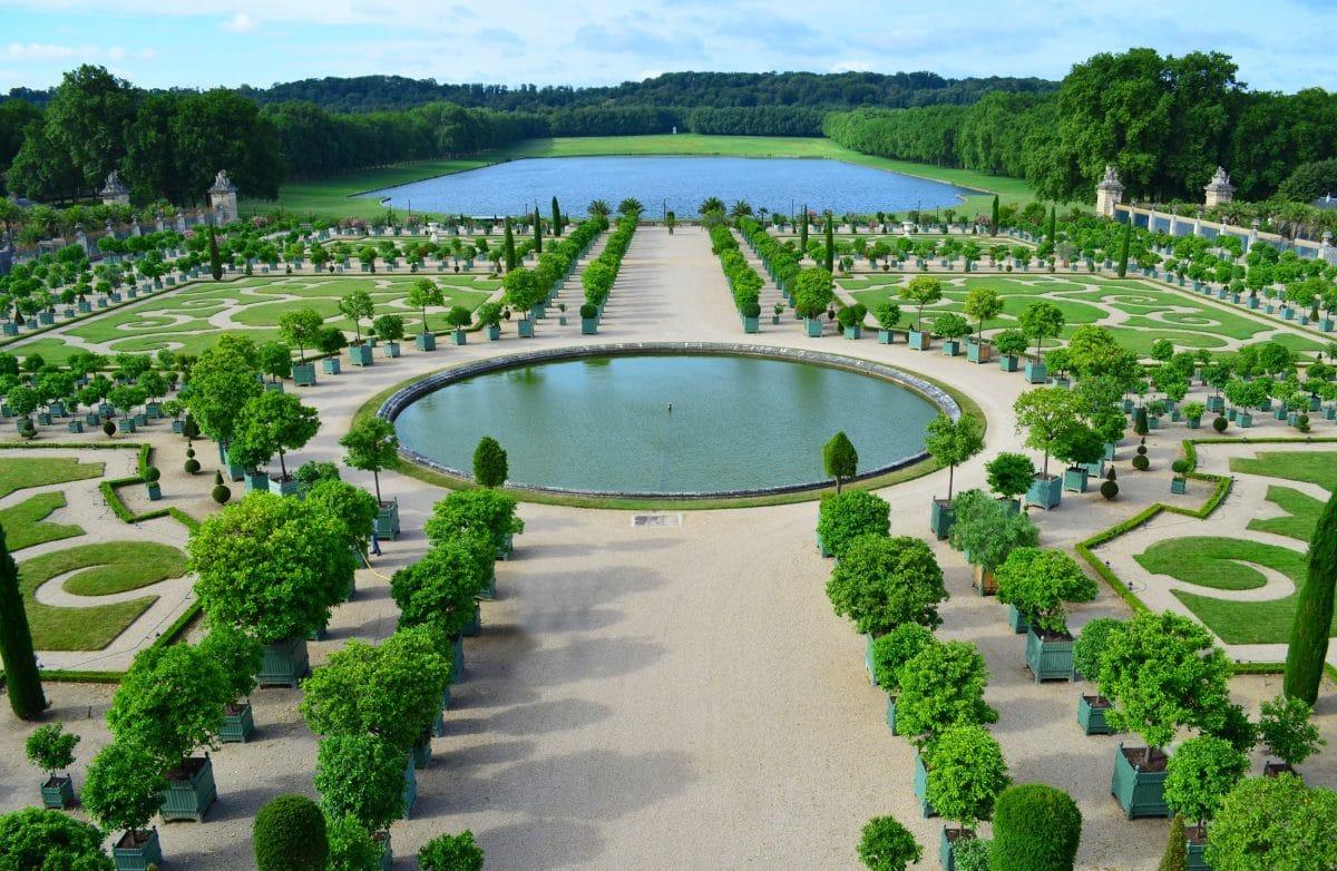 فرنسا - حدائق فرساي