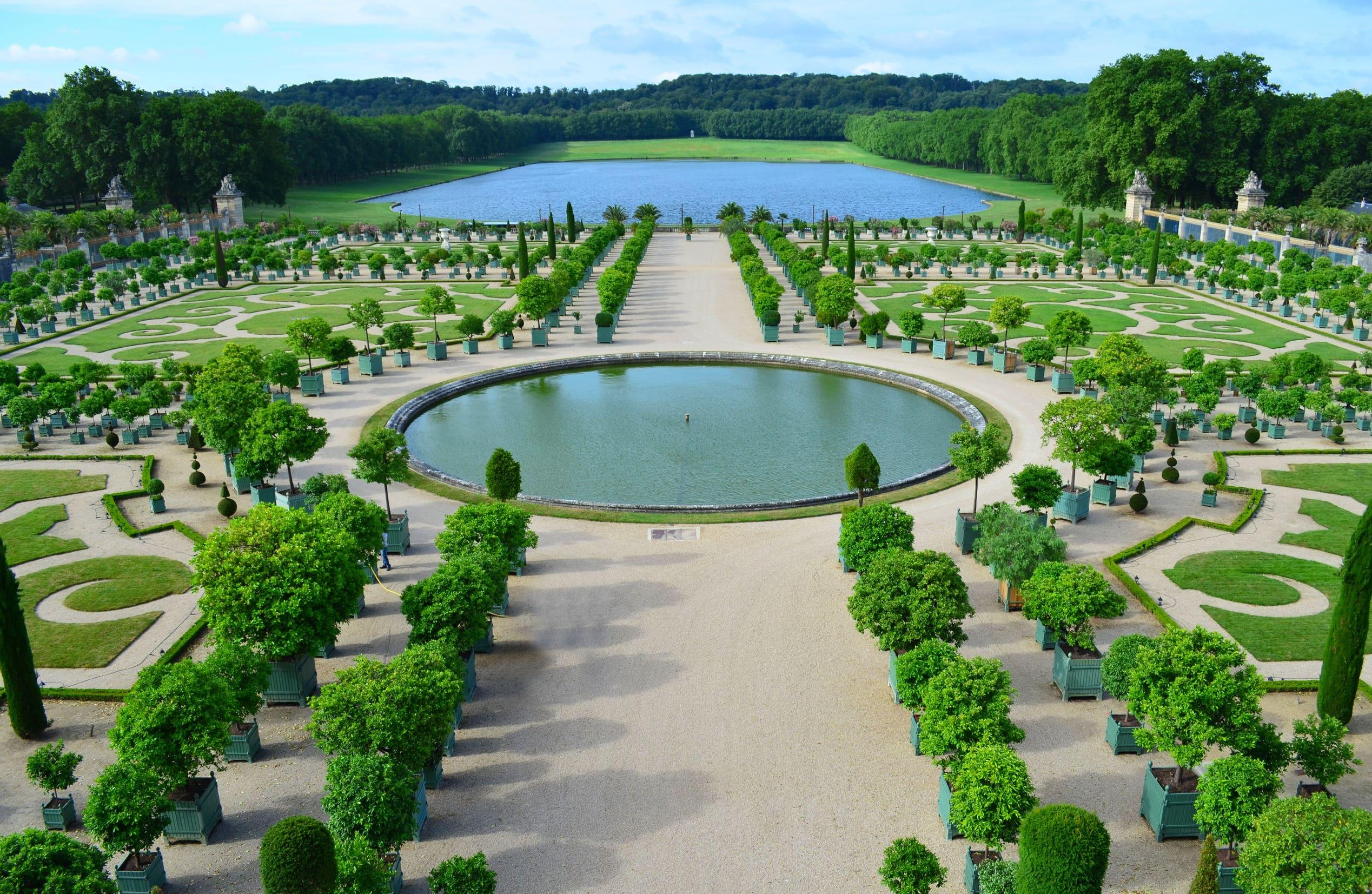 حدائق فرساي » دليل سفر