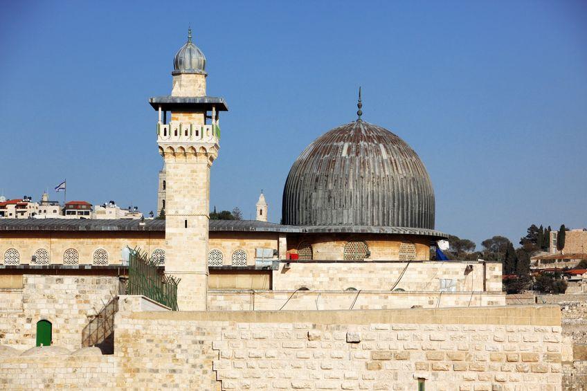 فلسطين - جولة داخل أسوار المسجد الأقصى
