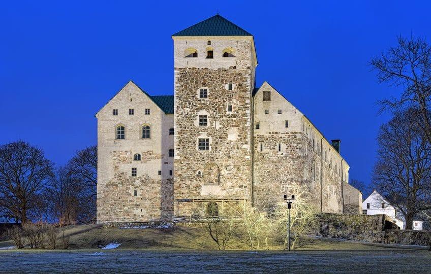 فنلندا - قلعة توركو