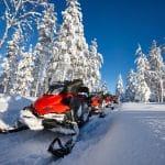 منتزه وسفاري Arctic Circle Snowmobile