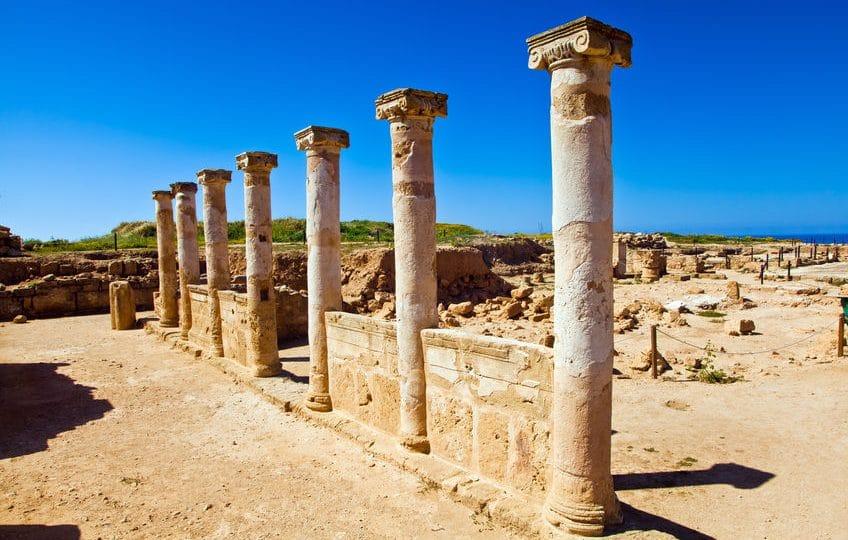 قبرص - قلعة الأعمدة الأربعين: أشهر قلاع قبرص وأعرقها
