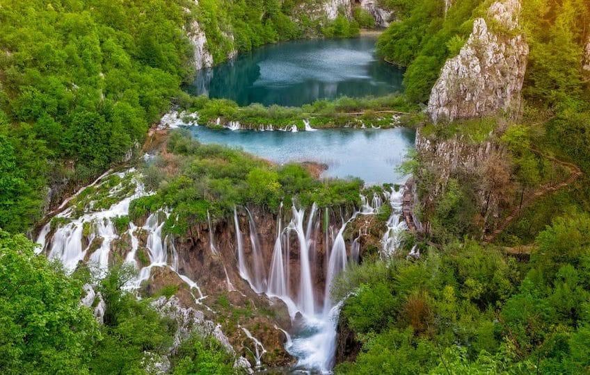 كرواتيا - حديقة بليتفيتش الوطنية – زادار
