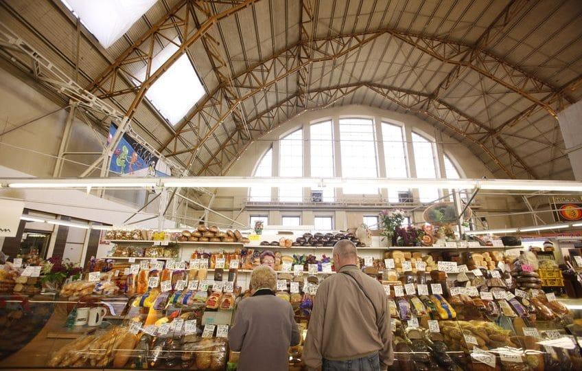 لاتفيا - سوق ريغا المركزي
