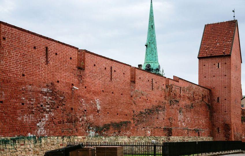 لاتفيا - كاتدرائية بوريس وجليب داوغافبيلس