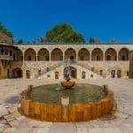 بيت الدين: قصر لبنان الأول