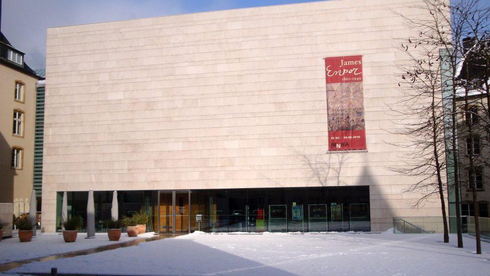 لوكسمبورغ - المتحف الوطني للتاريخ والفنون