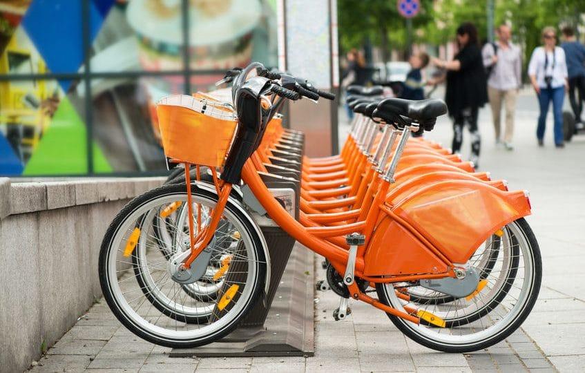 لوكسمبورغ - شركة City bike Asbl لاستئجار الدراجات