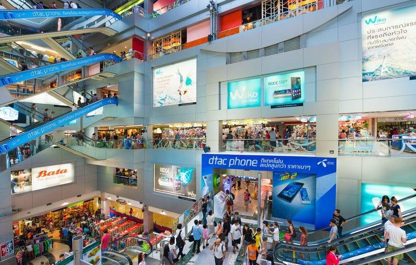 ليتوانيا - أكروبوليس: مركز التسوق الأشهر والأكبر في ليتوانيا