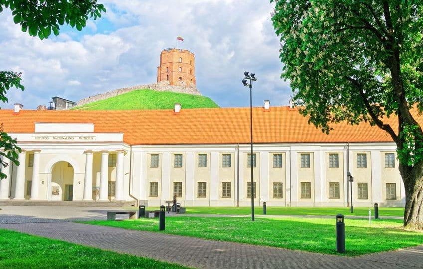 ليتوانيا - متحف ليتوانيا الوطني: المتحف الأثري الأهم في البلاد