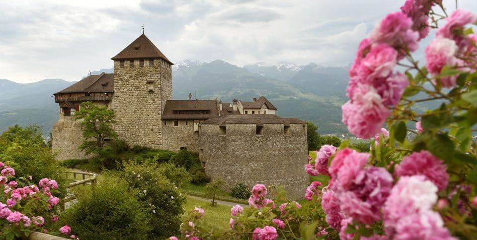 ليختنشتاين - قلعة بيرغ غوتنبرغ