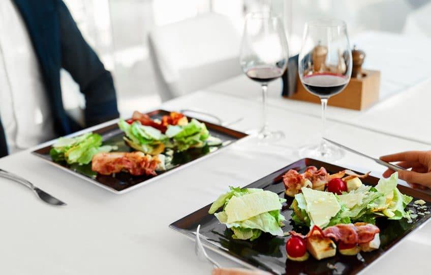 مالطا - الخوذة: مطعم مميز في جزيرة جوزو بمالطا