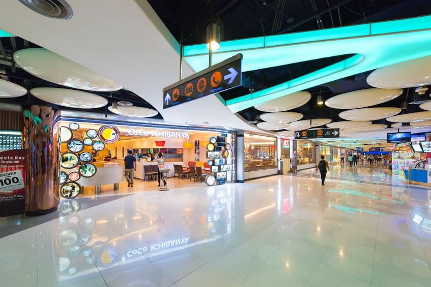 مالطا - مركز أركاديا التجاري: أهم مركز تسوق في مالطا