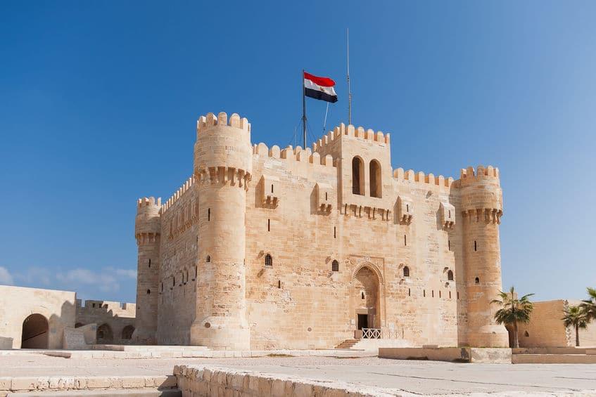 مصر - قلعة قايتباي
