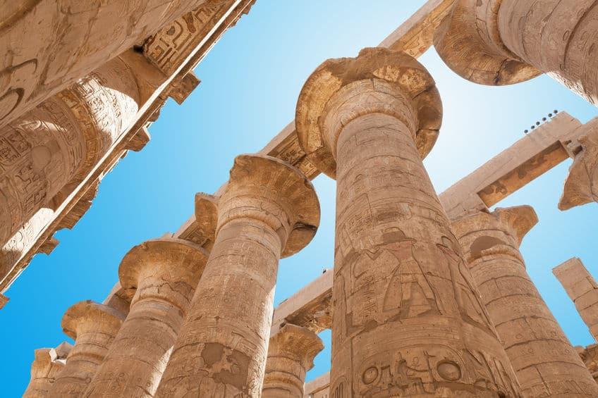 مصر - معبد الأقصر الكبير