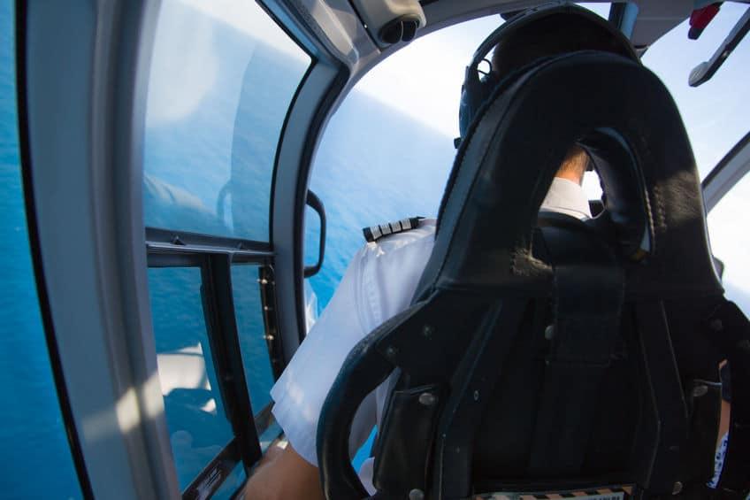 موناكو - جولة بطائرة الهليكوبتر فوق موناكو