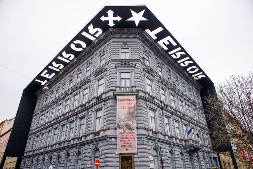 هنغاريا - بيت الرعب: متحف رفيع المستوى في هنغاريا