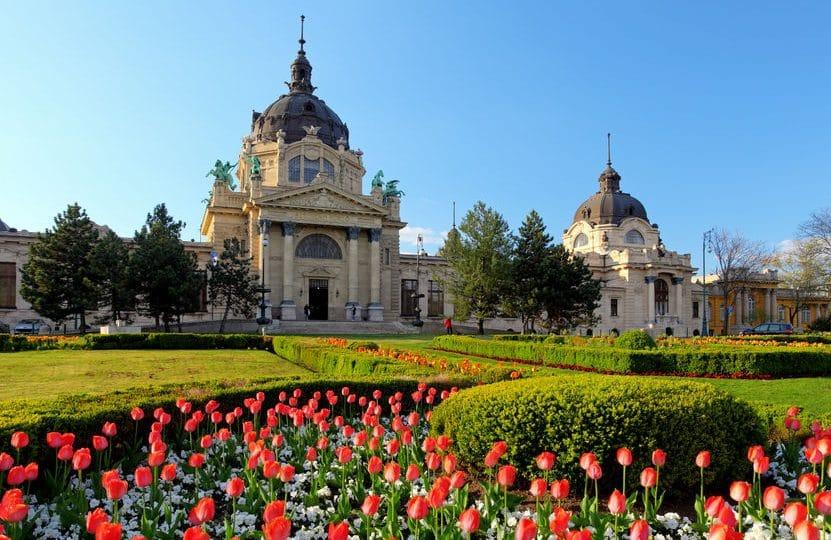 هنغاريا - سيتي بارك: الحديقة الأعظم في هنغاريا