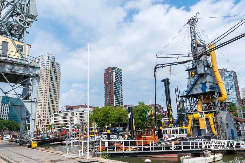 هولندا - المتحف البحري: أهم متاحف روتردام