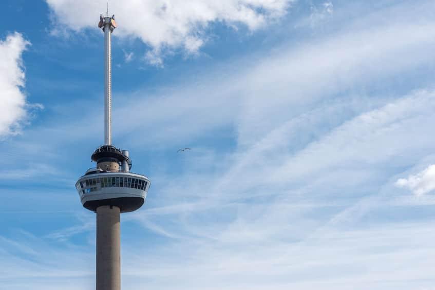 هولندا - يوروماست: برج مراقبة ونصب تذكاري