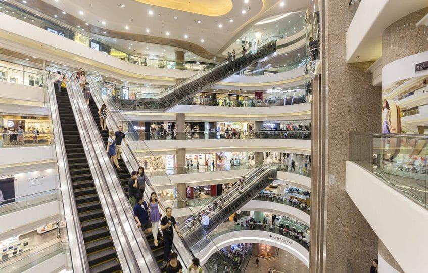ويلز - مركز تسوق سانت ديفيد