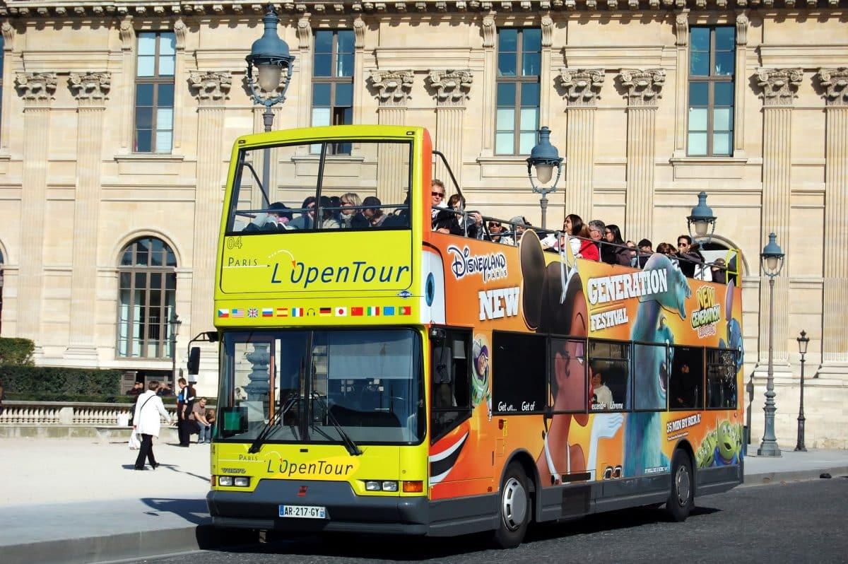 باريس - وكالة للجولات السياحية L'Open Tour Paris