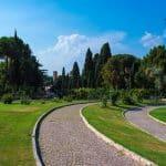 حديقة Roseto Comunale - Rome Rose Garden