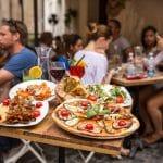 مطعم Hassler Roma