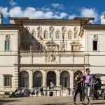 معرض بورغيزي Galleria Borghese