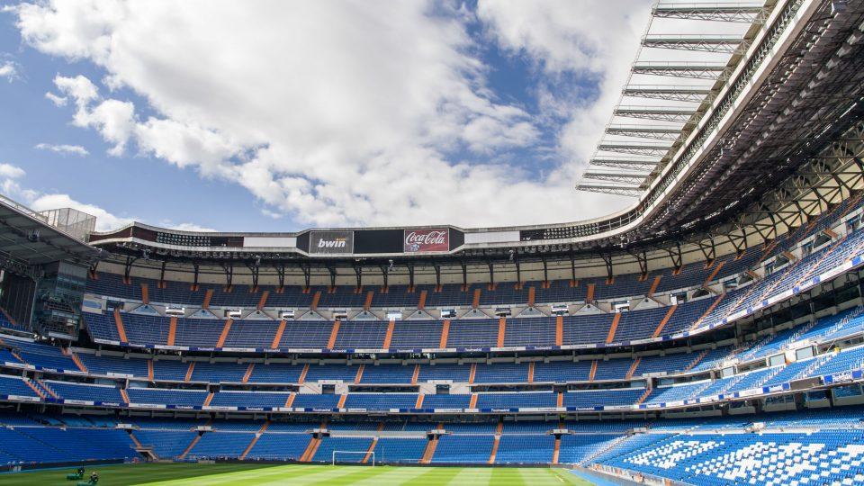 مدريد - ملعب سانتياغو برنابيو